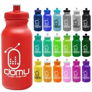 Omni 20 oz. Bike Bottle - Colors