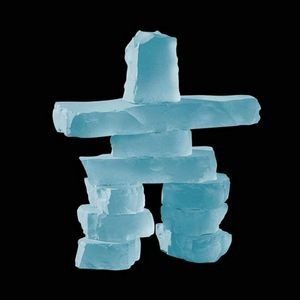 Inukshuk - Frosted 4½""