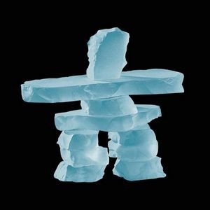 Inukshuk - Frosted 3½""